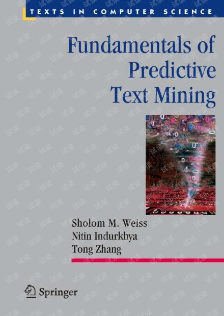 Fundamentals+of+Predictive+Text+Mining