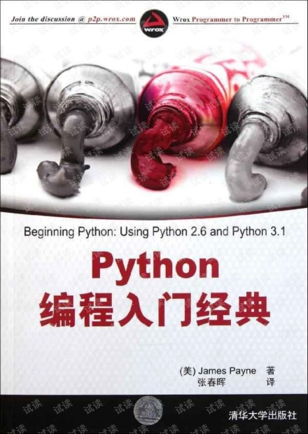 Python编程入门经典.pdf