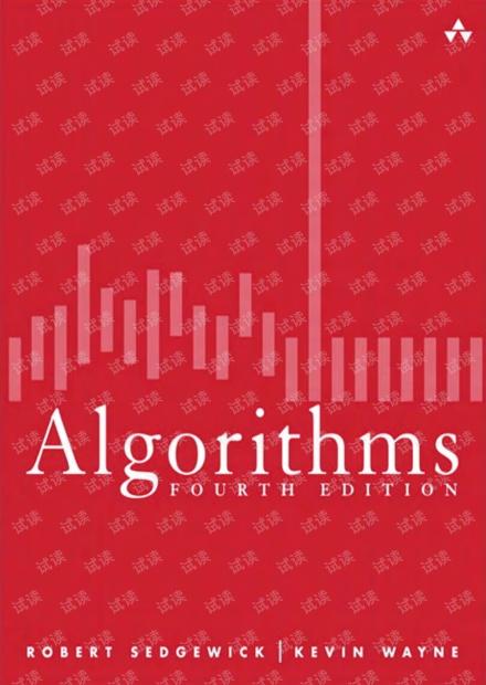 算法(英文版)第4版 Robert Sedgewick.pdf