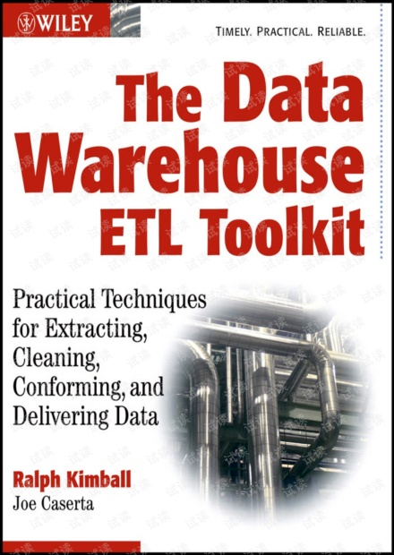 The Data WarehouseETL Toolkit: Practical Techniques for