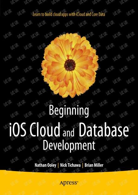 Beginning iOS Cloud and Database Development