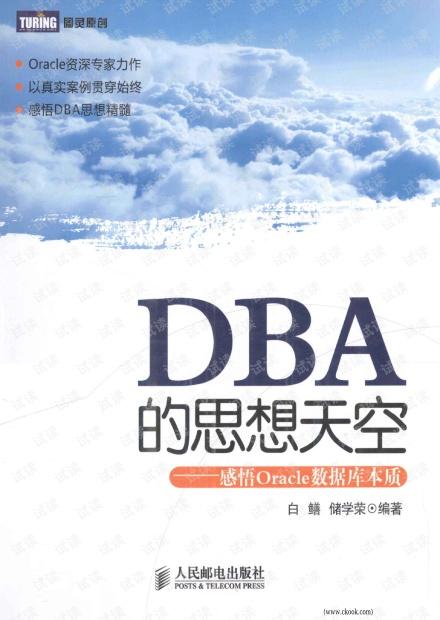 DBA的思想天空  感悟Oracle数据库本质 完整版 PDF