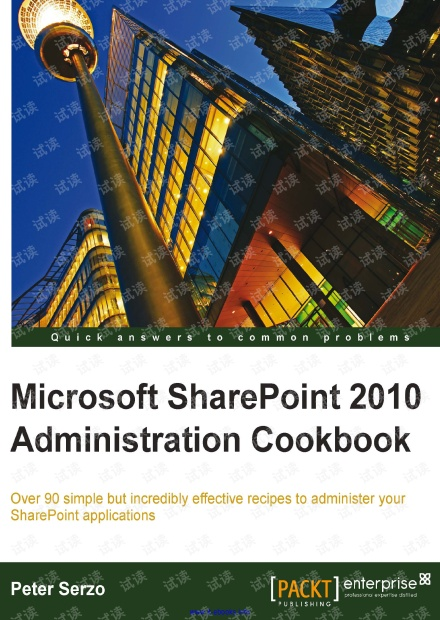 microsoft_sharepoint_2010_administration_cookbook