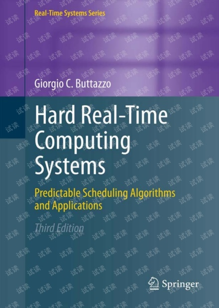 Hard Real-Time Computing Systems 3rd edition