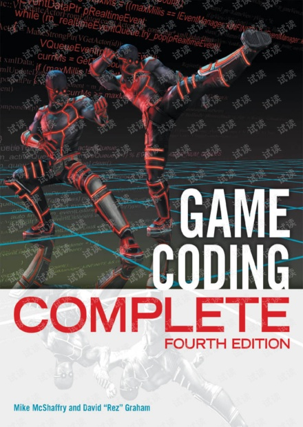 Game Coding Complete - 4th edition - Mike McShaffry & David Graham