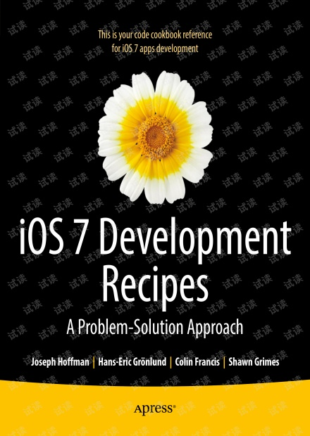 iOS 7 Development Recipes A Problem-Solution Approach