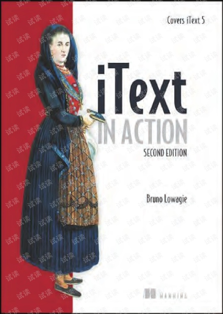 iText in Action 2nd Edition