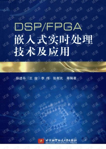 DSP_FPGA嵌入式实时处理技术及应用