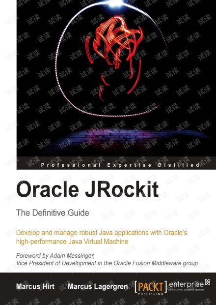 Oracle JRockit The Definitive Guide