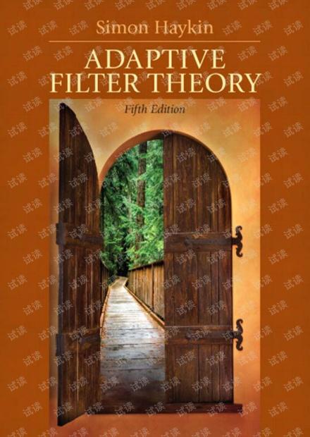 Adaptive Filter Theory  5th