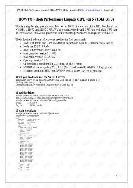 Howto-HPL-GPU.pdf