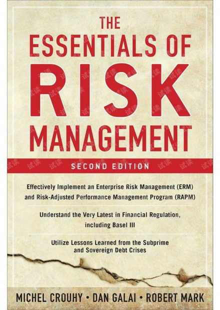 The Essentials of Risk Management, 2nd Edition.pdf