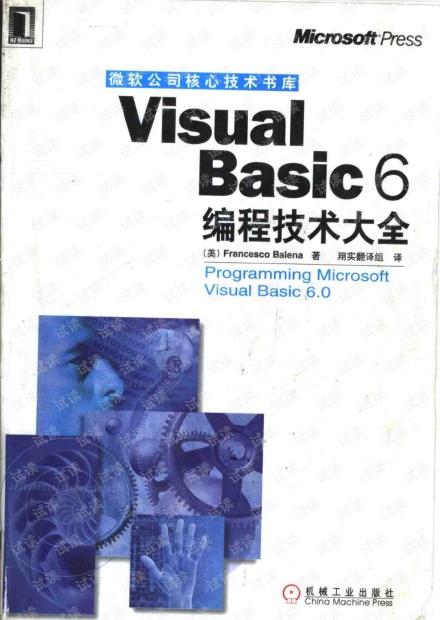 Visual Basic 6编程技术大全