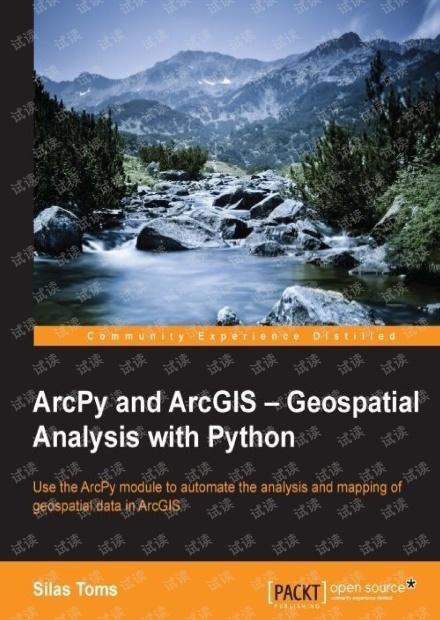 ArcPy and ArcGIS Geospatial Analysis with Python