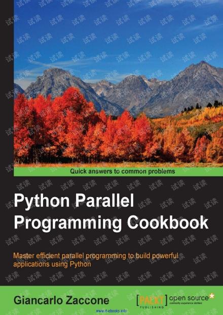 Python Parallel Programming Cookbook(PACKT,2015)