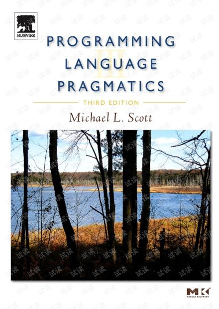 Programming Language Pragmatics, Third Edition (英文pdf版)