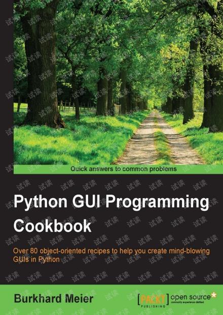 Python GUI Programming Cookbook.pdf 2015 0分