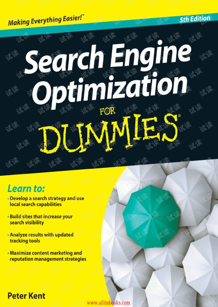 Search Engine Optimization For Dummies 5th Edition