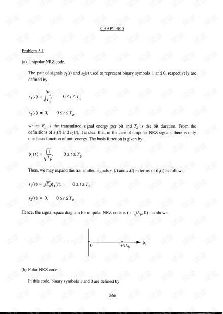 通信系统(第四版)习题答案第五章
