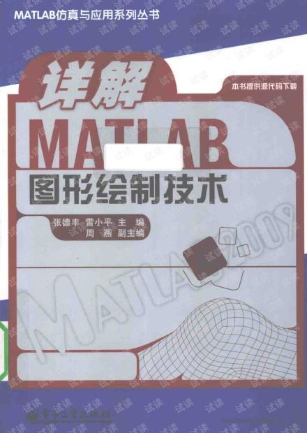 详解MATLAB图形绘制技术