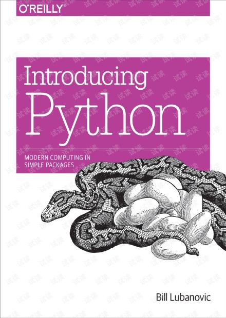 Introducing.Python