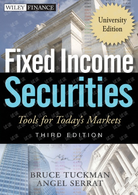 Fixed Income Securities, 3rd Edition