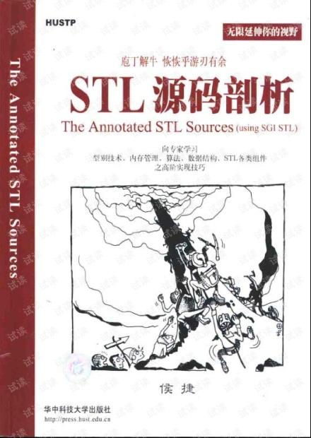 STL源码剖析[中文]完整版(清晰扫描带目录).pdf