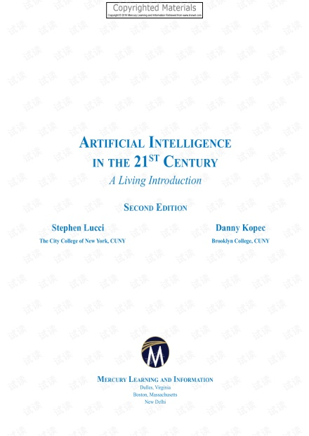 Artificial.Intelligence.in.the.21st.Century.2nd.Edition.1942270003