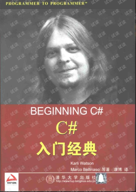 C#入门经典.pdf