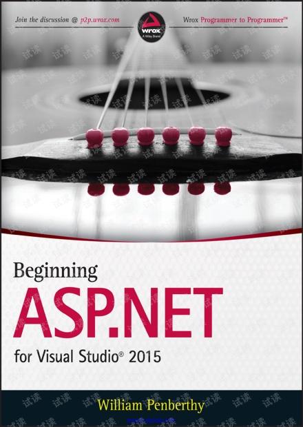 Beginning ASP.NET for Visual Studio 2015.pdf
