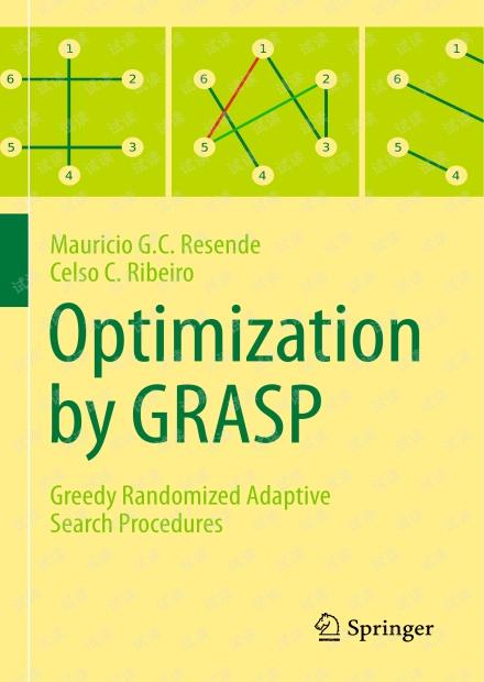 Optimization by GRASP-ebook-2016