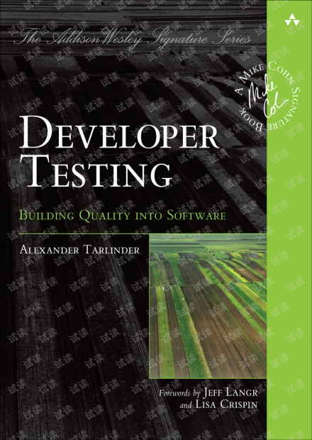 Developer.Testing.Building.Quality.into.Software