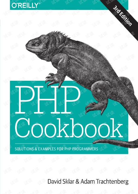 OReilly.PHP.Cookbook.3rd.Edition
