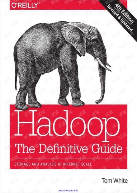Hadoop权威指南(第四版)en