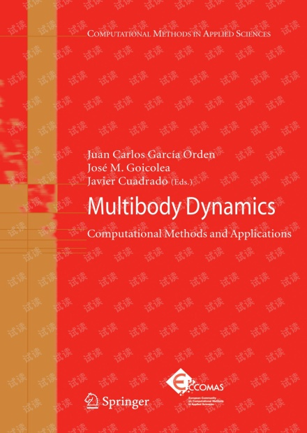 Multibody Dynamics(2007)