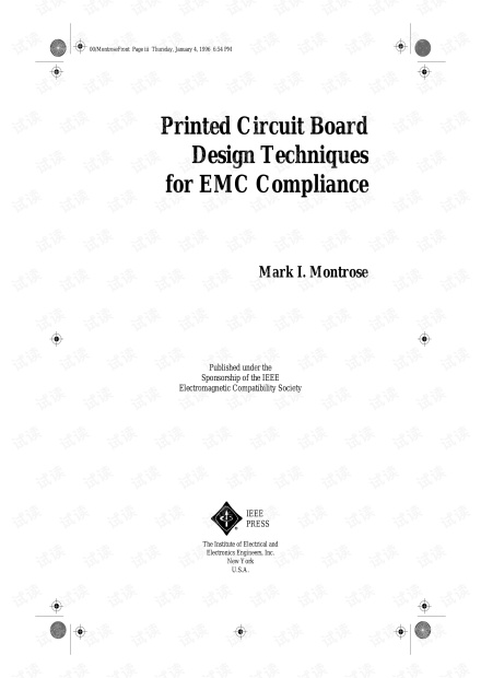 EMC on Printed Circuit Board