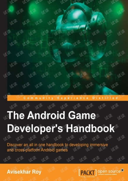Android游戏开发手册(The Android Game Developer's Handbook)-2016年英文原版,0积分