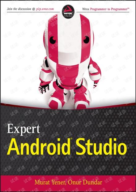 精通Android Studio(Expert Android Studio)-2016年英文原版,0积分