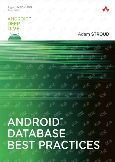 Android数据库最佳实践(Android Database Best Practices)-2017年最新英文原版,0积分