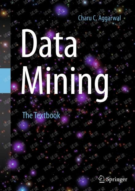Data Mining The Textbook
