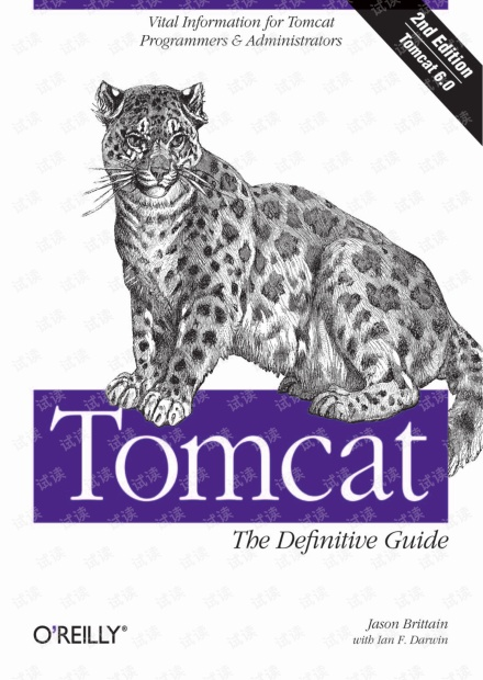 Tomcat The Definitive Guide, Second Edition