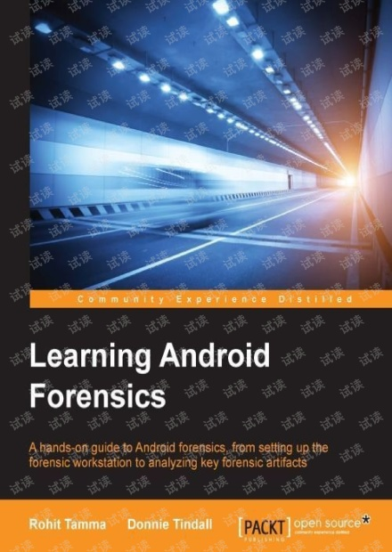 Learning Android Forensics 无水印pdf 0分