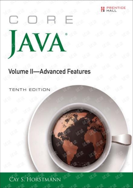 Java核心技术(Core Java ) 卷II 高级特性 原书第10版下载