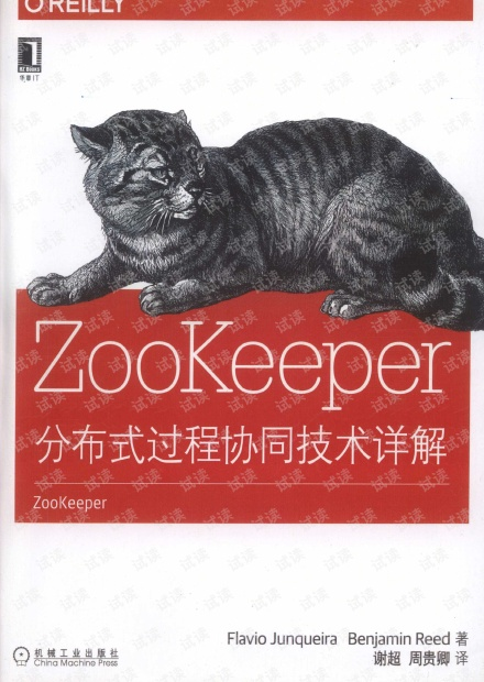 ZooKeeper:分布式过程协同技术详解.pdf