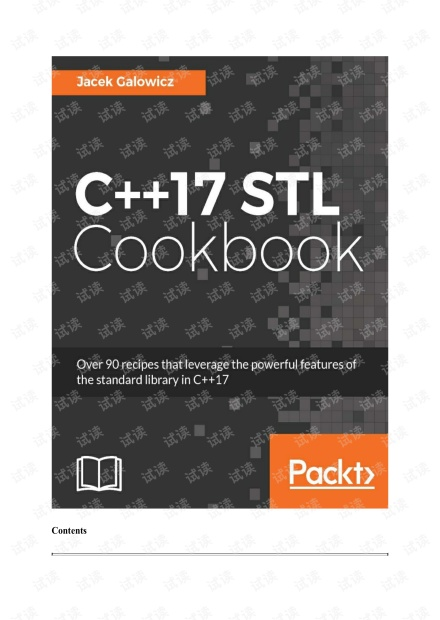Packt.C++.17.STL.Cookbook.2017