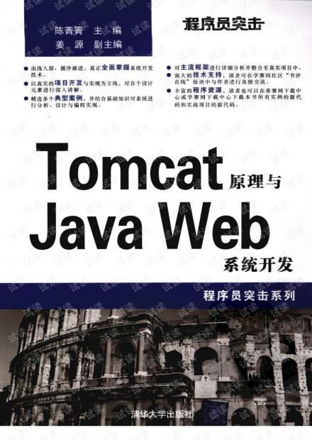 Tomcat原理与Java Web系统开发.pdf