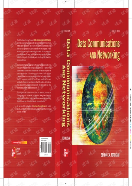 Data Communications and Networking 5th Edition