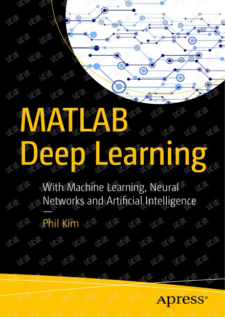 MATLAB Deep Learning With Machine Learning, Neural Networks and 无水印pdf