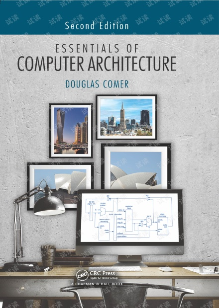 Essentials of Computer Architecture(2nd) 无水印pdf